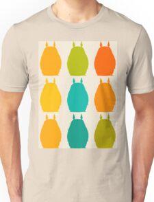 Totoro colors Unisex T-Shirt