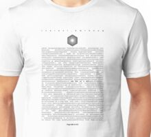 The Library of Babel Unisex T-Shirt
