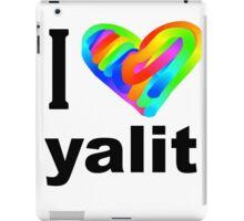 Young Adult Lit Rocks iPad Case/Skin