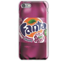 Grape Fanta iPhone Case/Skin
