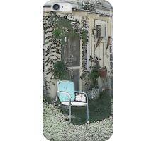 Backyard Chair iPhone Case/Skin