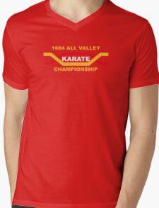 1984 All Valley Championship Mens V-Neck T-Shirt