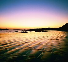 Another Day Over at Om Beach by Sarah Jane Bingham