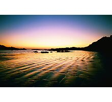 Another Day Over at Om Beach Photographic Print