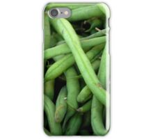 Green Beans - iPhone Case iPhone Case/Skin