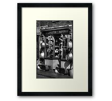 Hardware Store Framed Print