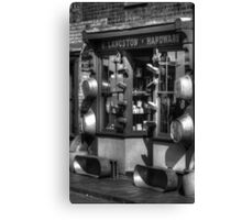 Hardware Store Canvas Print