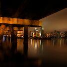 Under the Ferry Pier by oastudios