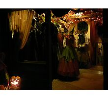 Witches Boutique Photographic Print