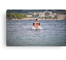 Come in number 6....... Canvas Print