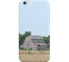 Old Barn iPhone Case/Skin
