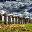 Ribblehead Viaduct ll by spemj