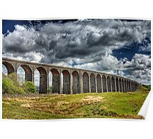 Ribblehead Viaduct ll Poster