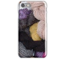 Yarn Basket iPhone Case/Skin