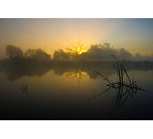 Misty Dawn 4.0 Photographic Print