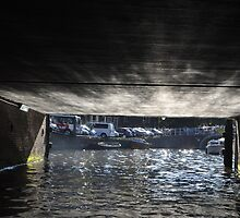 Water under the bridge by Frits Klijn (klijnfoto.nl)