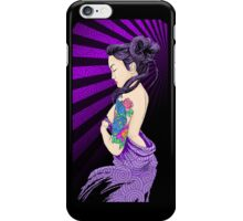 Sexy: Geisha iPhone Case/Skin