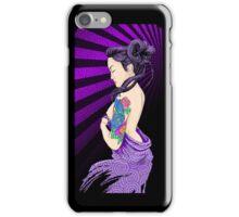 Sexy: Geisha iPhone Case/Skin