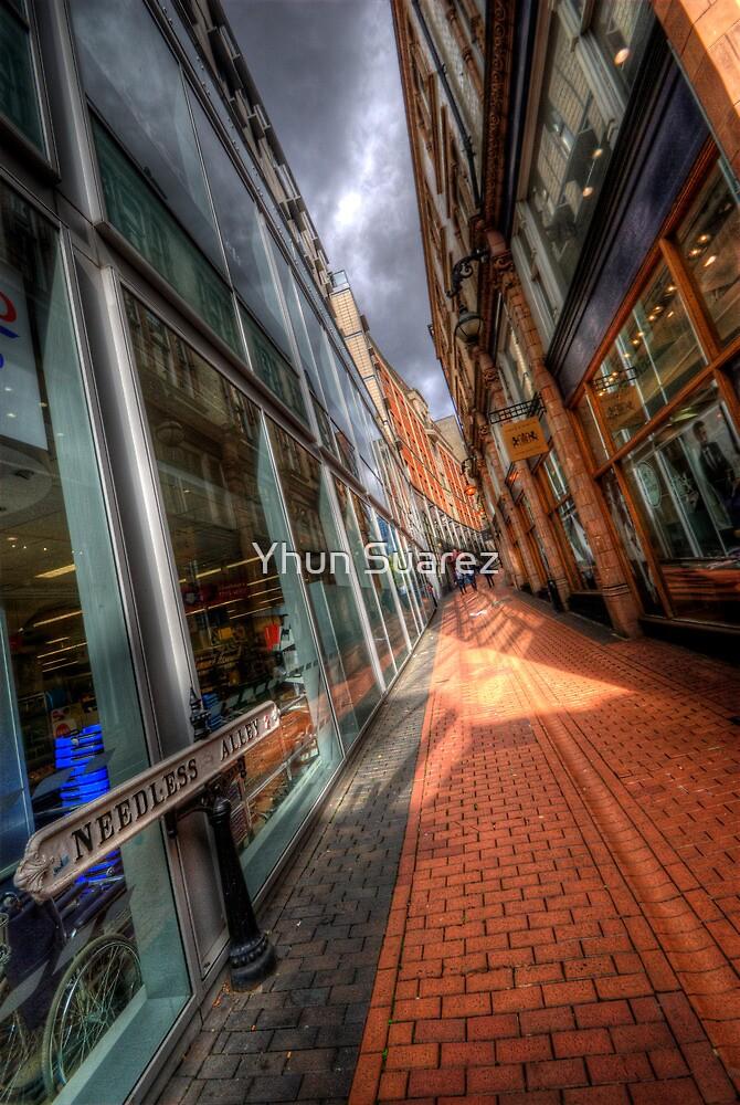 Needless Alley by Yhun Suarez