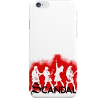 Scandal! iPhone Case/Skin