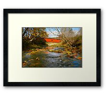 Jackson Saw Mill 1878 Framed Print