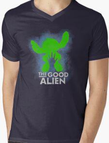 THE GOOD ALIEN Mens V-Neck T-Shirt