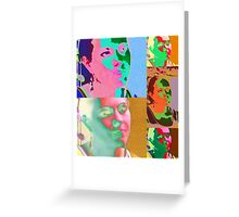 Transparency Personified I Greeting Card