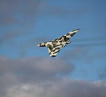 Avro Vulcan edit by yampy