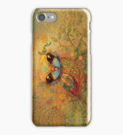 The Love Bird iPhone Case/Skin