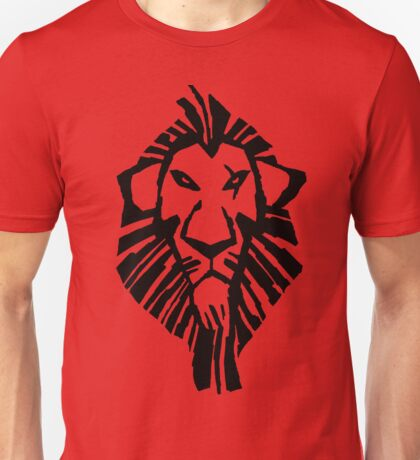 The Scarred King Unisex T-Shirt