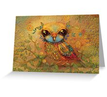 The Love Bird Greeting Card