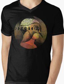 beak Mens V-Neck T-Shirt