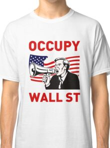 Occupy Wall Street I am 99 percent Classic T-Shirt