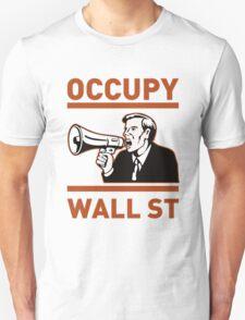 Occupy Wall Street I am 99 percent Unisex T-Shirt