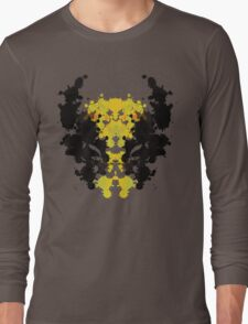 Wolverine Rorschach Long Sleeve T-Shirt