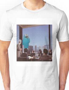 Cookie Monster Business Unisex T-Shirt