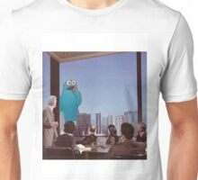 Cookie Monster Business Unisex T-Shirt