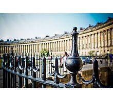 Royal Crescent Photographic Print