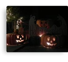 Happy Halloween to all Canvas Print