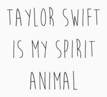Taylor Swift Is My Spirit Animal by coobi