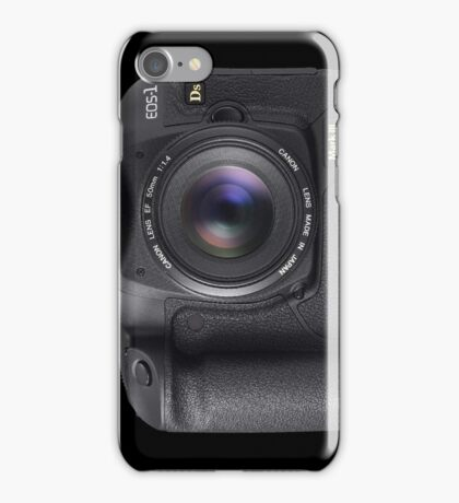 Canon EOS-1Ds Mark III iPhone Case/Skin