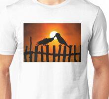 Birds Love Unisex T-Shirt