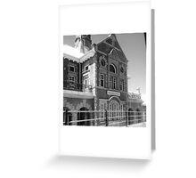 Muizenberg Station Greeting Card