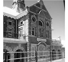 Muizenberg Station Photographic Print