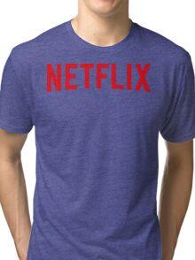Netflix IV Tri-blend T-Shirt