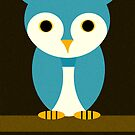 Owl Be Watching You by Anglofile