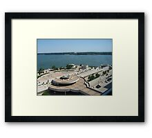 Menona Terrace Community and Convention Center Framed Print