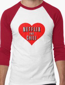Netflix Men's Baseball ¾ T-Shirt