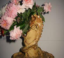 dragon vase by MardiGCalero