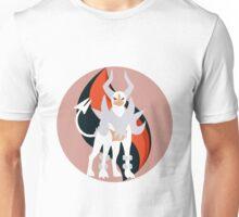 Mega Charm Mega Houndoom Unisex T-Shirt
